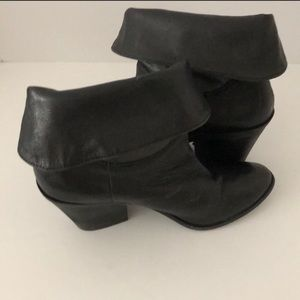 Genuine Leather Booties (Lucky brand)